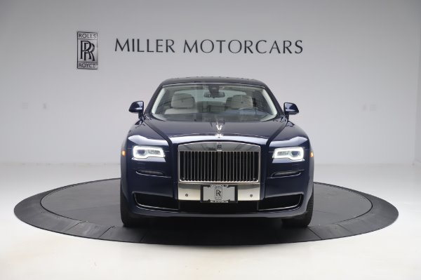 Used 2016 Rolls-Royce Ghost for sale $173,900 at Aston Martin of Greenwich in Greenwich CT 06830 2