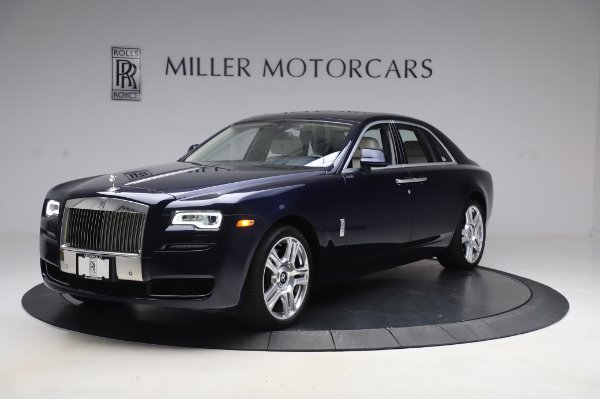 Used 2016 Rolls-Royce Ghost for sale $173,900 at Aston Martin of Greenwich in Greenwich CT 06830 3