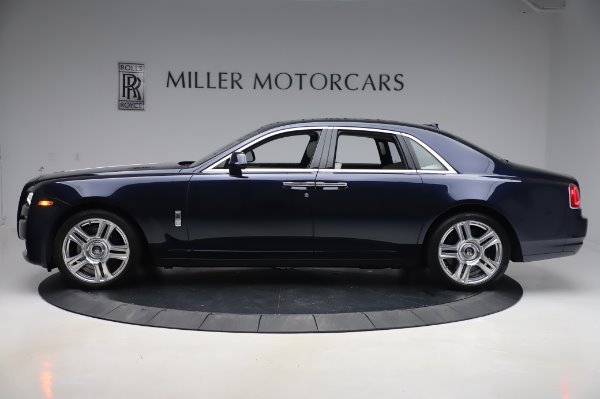 Used 2016 Rolls-Royce Ghost for sale $173,900 at Aston Martin of Greenwich in Greenwich CT 06830 4