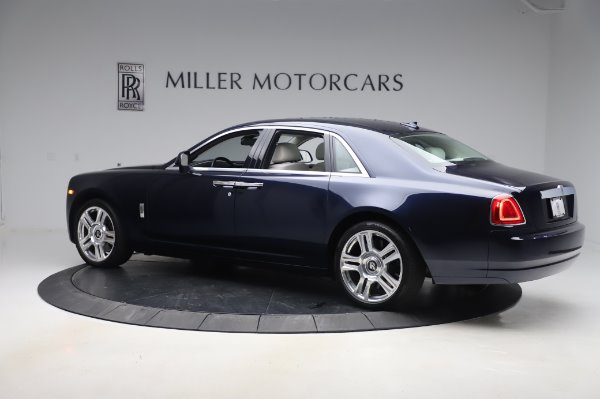 Used 2016 Rolls-Royce Ghost for sale $173,900 at Aston Martin of Greenwich in Greenwich CT 06830 5