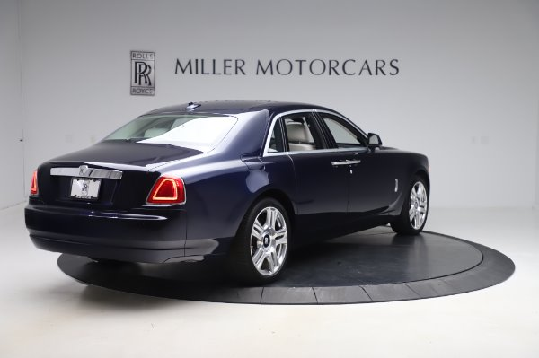 Used 2016 Rolls-Royce Ghost for sale $173,900 at Aston Martin of Greenwich in Greenwich CT 06830 7