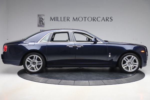 Used 2016 Rolls-Royce Ghost for sale $173,900 at Aston Martin of Greenwich in Greenwich CT 06830 8