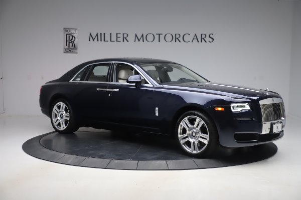 Used 2016 Rolls-Royce Ghost for sale $173,900 at Aston Martin of Greenwich in Greenwich CT 06830 9
