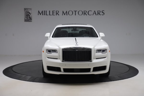 Used 2018 Rolls-Royce Ghost for sale $247,900 at Aston Martin of Greenwich in Greenwich CT 06830 2