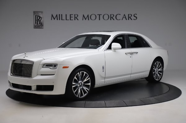 Used 2018 Rolls-Royce Ghost for sale $247,900 at Aston Martin of Greenwich in Greenwich CT 06830 3