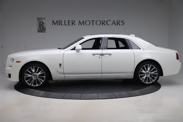 Used 2018 Rolls-Royce Ghost for sale $247,900 at Aston Martin of Greenwich in Greenwich CT 06830 4