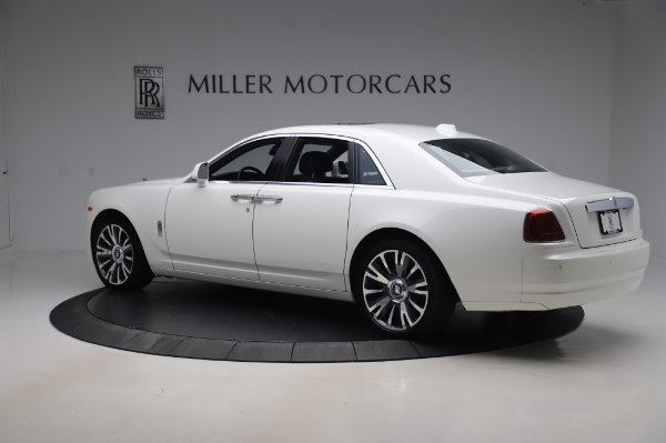 Used 2018 Rolls-Royce Ghost for sale $247,900 at Aston Martin of Greenwich in Greenwich CT 06830 5