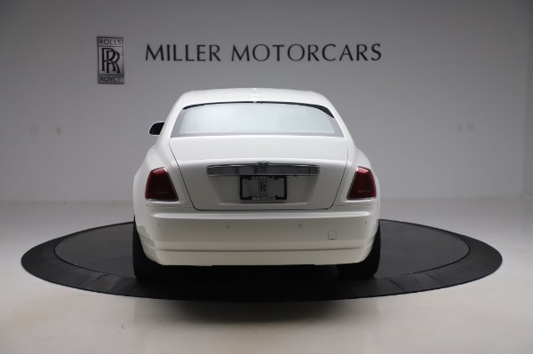 Used 2018 Rolls-Royce Ghost for sale $247,900 at Aston Martin of Greenwich in Greenwich CT 06830 6