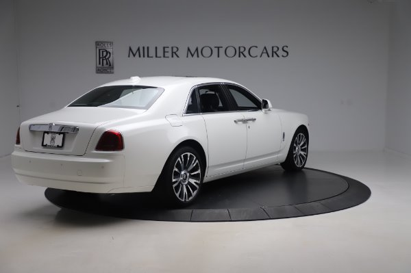 Used 2018 Rolls-Royce Ghost for sale $247,900 at Aston Martin of Greenwich in Greenwich CT 06830 7