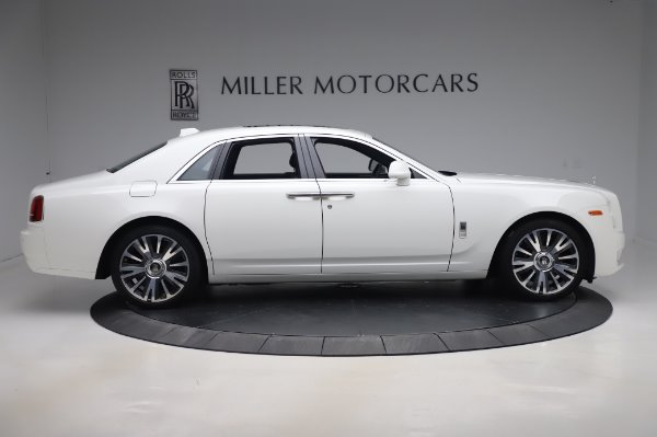 Used 2018 Rolls-Royce Ghost for sale $247,900 at Aston Martin of Greenwich in Greenwich CT 06830 8
