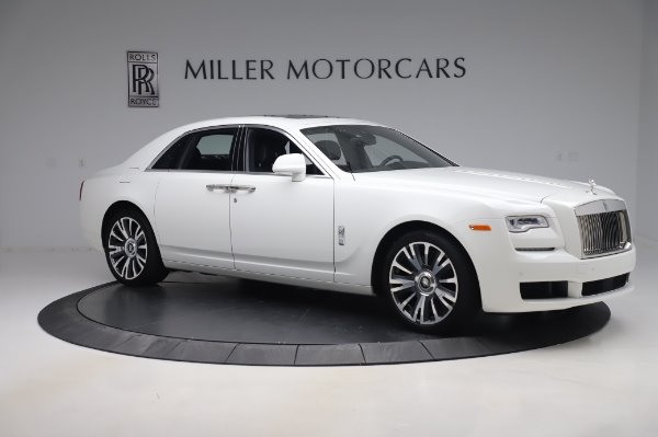 Used 2018 Rolls-Royce Ghost for sale $247,900 at Aston Martin of Greenwich in Greenwich CT 06830 9