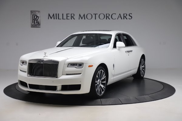 Used 2018 Rolls-Royce Ghost for sale $247,900 at Aston Martin of Greenwich in Greenwich CT 06830 1