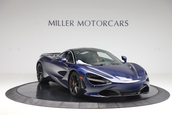 Used 2018 McLaren 720S Luxury for sale Sold at Aston Martin of Greenwich in Greenwich CT 06830 10