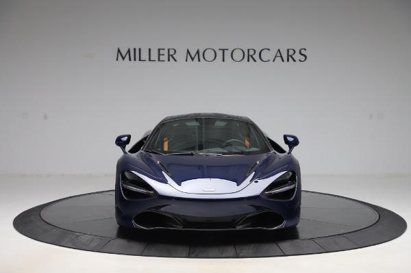 Used 2018 McLaren 720S Luxury for sale Sold at Aston Martin of Greenwich in Greenwich CT 06830 11