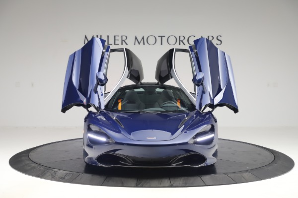 Used 2018 McLaren 720S Luxury for sale Sold at Aston Martin of Greenwich in Greenwich CT 06830 12