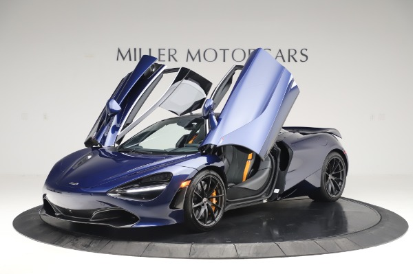 Used 2018 McLaren 720S Luxury for sale Sold at Aston Martin of Greenwich in Greenwich CT 06830 13