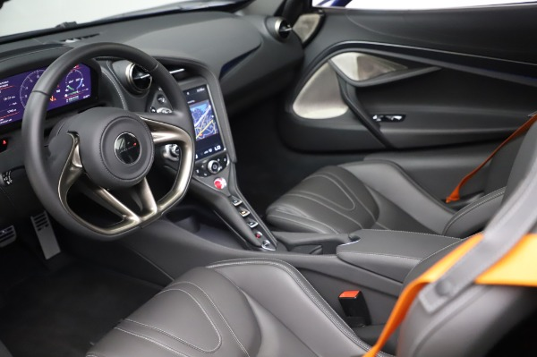 Used 2018 McLaren 720S Luxury for sale Sold at Aston Martin of Greenwich in Greenwich CT 06830 16