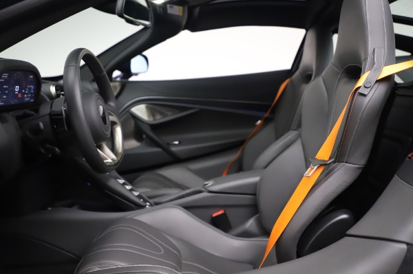 Used 2018 McLaren 720S Luxury for sale Sold at Aston Martin of Greenwich in Greenwich CT 06830 17