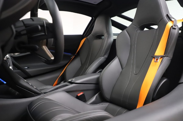 Used 2018 McLaren 720S Luxury for sale Sold at Aston Martin of Greenwich in Greenwich CT 06830 18