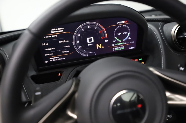 Used 2018 McLaren 720S Luxury for sale Sold at Aston Martin of Greenwich in Greenwich CT 06830 19