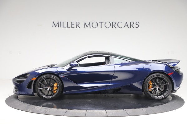 Used 2018 McLaren 720S Luxury for sale Sold at Aston Martin of Greenwich in Greenwich CT 06830 2