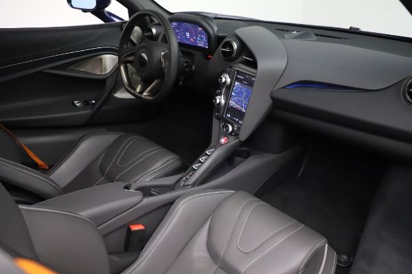 Used 2018 McLaren 720S Luxury for sale Sold at Aston Martin of Greenwich in Greenwich CT 06830 20