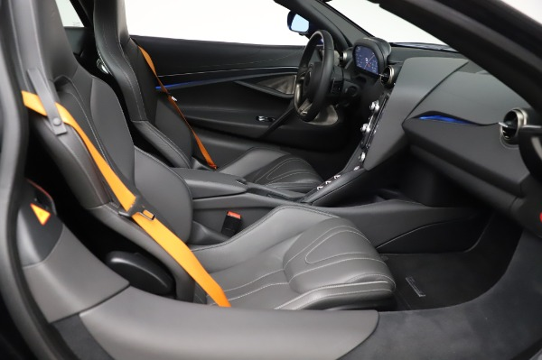 Used 2018 McLaren 720S Luxury for sale Sold at Aston Martin of Greenwich in Greenwich CT 06830 21