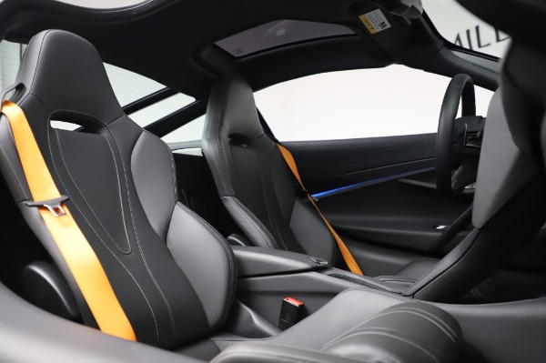 Used 2018 McLaren 720S Luxury for sale Sold at Aston Martin of Greenwich in Greenwich CT 06830 22