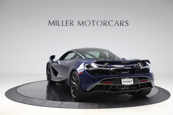 Used 2018 McLaren 720S Luxury for sale Sold at Aston Martin of Greenwich in Greenwich CT 06830 4