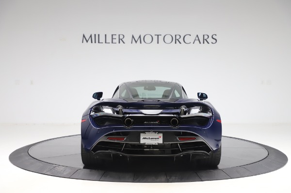 Used 2018 McLaren 720S Luxury for sale Sold at Aston Martin of Greenwich in Greenwich CT 06830 5