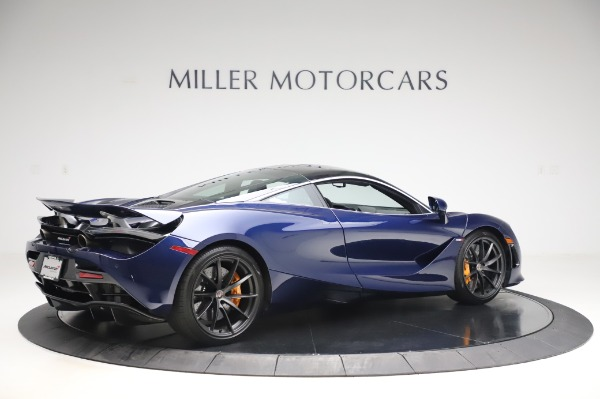 Used 2018 McLaren 720S Luxury for sale Sold at Aston Martin of Greenwich in Greenwich CT 06830 7
