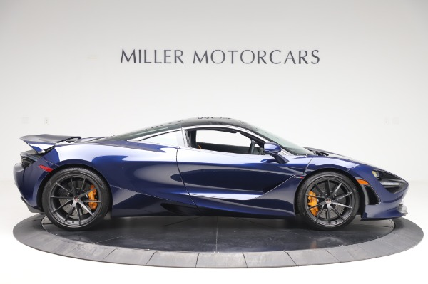 Used 2018 McLaren 720S Luxury for sale Sold at Aston Martin of Greenwich in Greenwich CT 06830 8