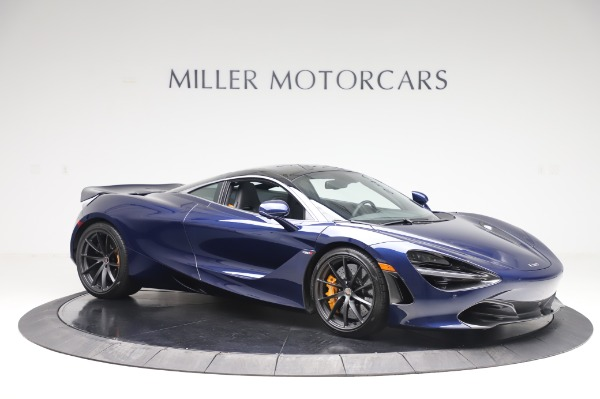 Used 2018 McLaren 720S Luxury for sale Sold at Aston Martin of Greenwich in Greenwich CT 06830 9