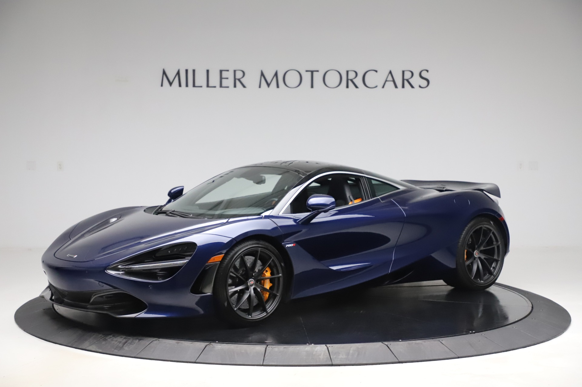 Used 2018 McLaren 720S Luxury for sale Sold at Aston Martin of Greenwich in Greenwich CT 06830 1