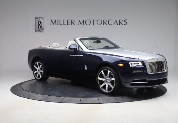 Used 2017 Rolls-Royce Dawn for sale $259,900 at Aston Martin of Greenwich in Greenwich CT 06830 10