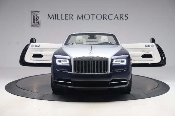 Used 2017 Rolls-Royce Dawn for sale $259,900 at Aston Martin of Greenwich in Greenwich CT 06830 11