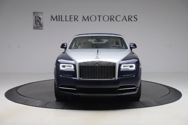 Used 2017 Rolls-Royce Dawn for sale $259,900 at Aston Martin of Greenwich in Greenwich CT 06830 12