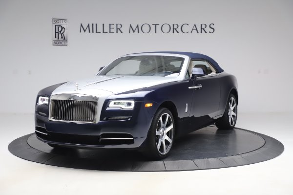 Used 2017 Rolls-Royce Dawn for sale $259,900 at Aston Martin of Greenwich in Greenwich CT 06830 13