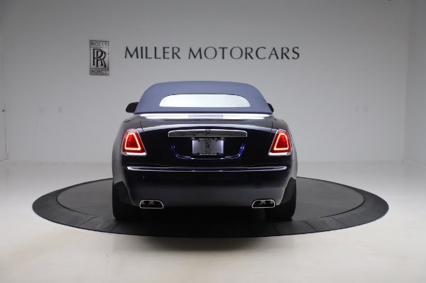 Used 2017 Rolls-Royce Dawn for sale $259,900 at Aston Martin of Greenwich in Greenwich CT 06830 16