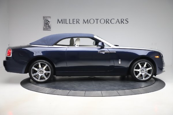 Used 2017 Rolls-Royce Dawn for sale $259,900 at Aston Martin of Greenwich in Greenwich CT 06830 18