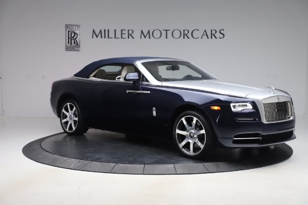 Used 2017 Rolls-Royce Dawn for sale $259,900 at Aston Martin of Greenwich in Greenwich CT 06830 19
