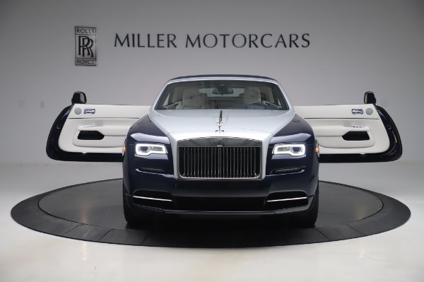 Used 2017 Rolls-Royce Dawn for sale $259,900 at Aston Martin of Greenwich in Greenwich CT 06830 20