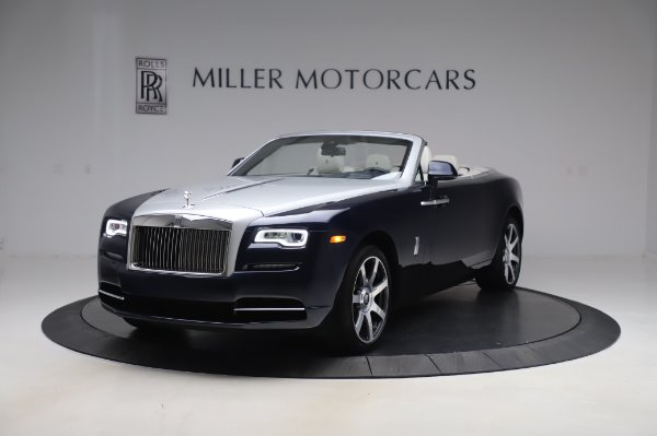 Used 2017 Rolls-Royce Dawn for sale $259,900 at Aston Martin of Greenwich in Greenwich CT 06830 3