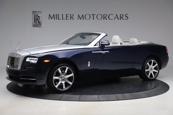 Used 2017 Rolls-Royce Dawn for sale $259,900 at Aston Martin of Greenwich in Greenwich CT 06830 4