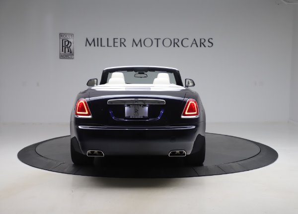 Used 2017 Rolls-Royce Dawn for sale $259,900 at Aston Martin of Greenwich in Greenwich CT 06830 7