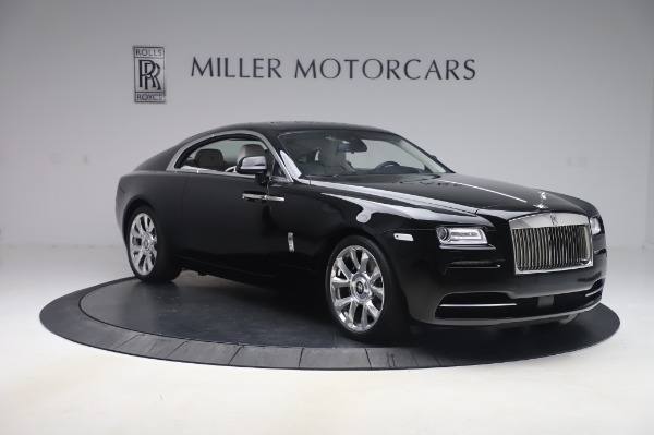 Used 2015 Rolls-Royce Wraith for sale $189,900 at Aston Martin of Greenwich in Greenwich CT 06830 10