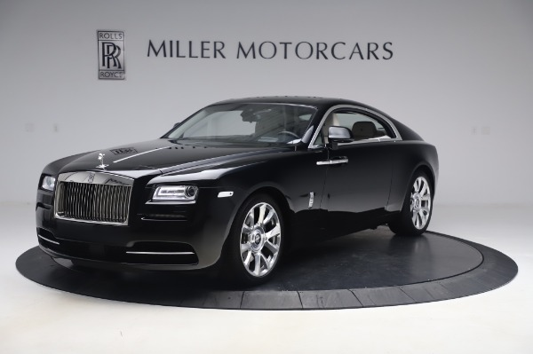 Used 2015 Rolls-Royce Wraith for sale $189,900 at Aston Martin of Greenwich in Greenwich CT 06830 2