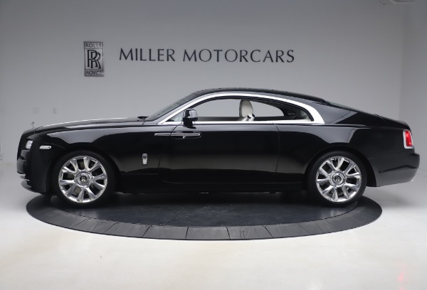 Used 2015 Rolls-Royce Wraith for sale $189,900 at Aston Martin of Greenwich in Greenwich CT 06830 3