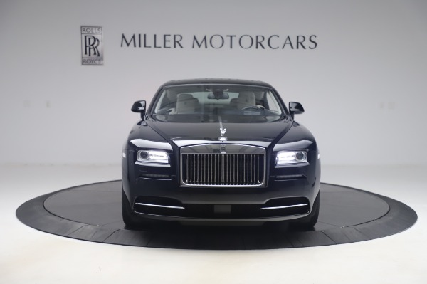 Used 2015 Rolls-Royce Wraith for sale $189,900 at Aston Martin of Greenwich in Greenwich CT 06830 5