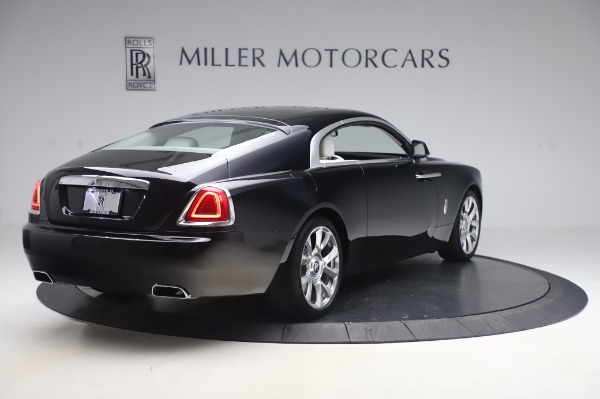 Used 2015 Rolls-Royce Wraith for sale $189,900 at Aston Martin of Greenwich in Greenwich CT 06830 7